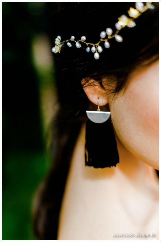 Haarschmuck Hochzeit Loanne Kido Design
